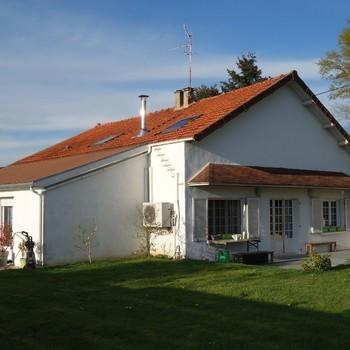 Maison à Gergy - Dornier immobilier