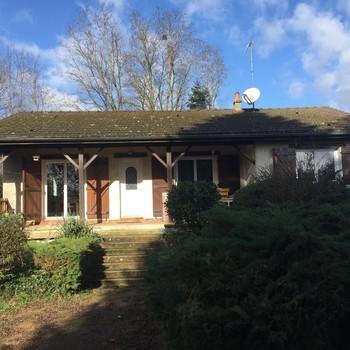 Maison plain pied à Charnay-les-Chalon - Dornier immobilier