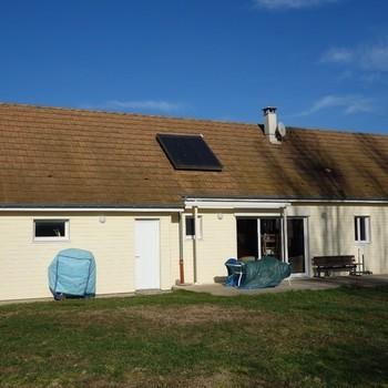 Maison plain pied à Gergy - Dornier immobilier
