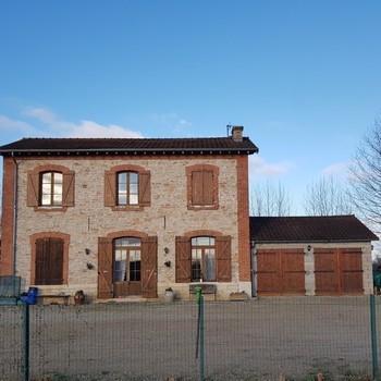 Maison de charme à Gergy - Dornier immobilier