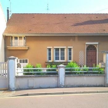 Maison de ville à Gergy - Dornier immobilier